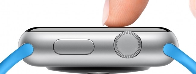 Apple Watch, Touch