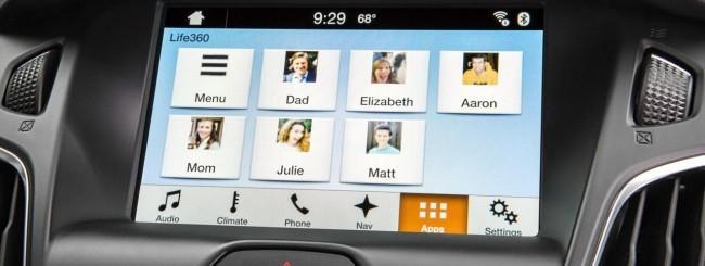 Ford SYNC AppLink Life360