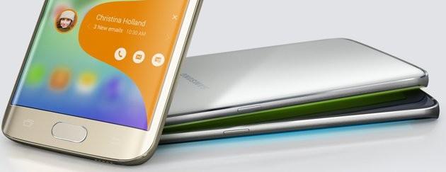 Profilo Samsung Galaxy S6 Edge