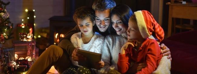 iPad a Natale