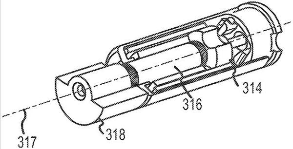 Motore di vibrazione di iPhone