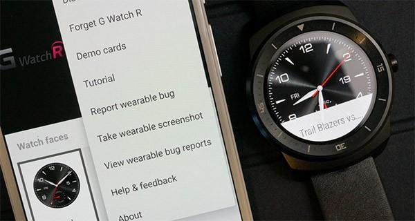 Basta un tocco per catturare screenshot sugli smartwatch con piattaforma Android Wear 5.0.1