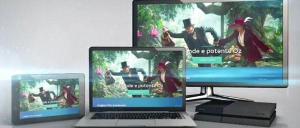 SKY Online, dispositivi