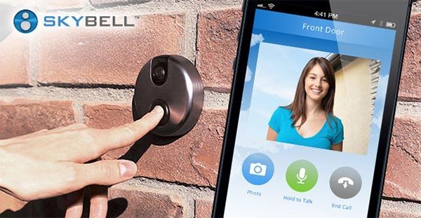 SkyBell, il campanello intelligente per la smart home
