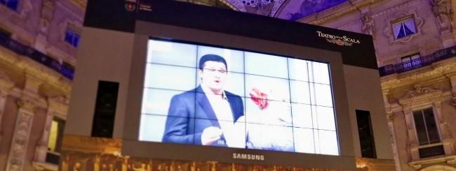Teatro alla Scala e Samsung