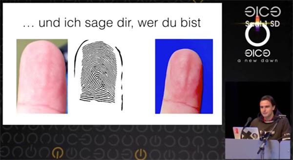 Hack di Touch ID
