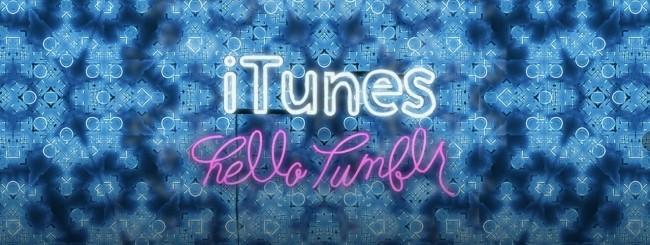 iTunes su Tumblr