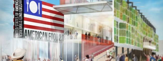 Expo 2015: USA Pavilion