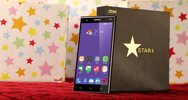 Il nuovo smartphone ZTE Star 2