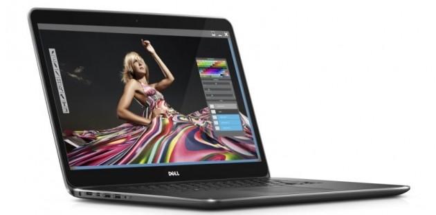 Dell XPS 15 Ultra HD 4K