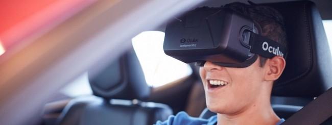 Toyota TeenDrive365 - Oculus Rift