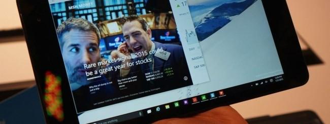 Windows 10 su ASUS T90 Chi