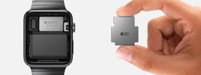 Apple Watch, chip S1