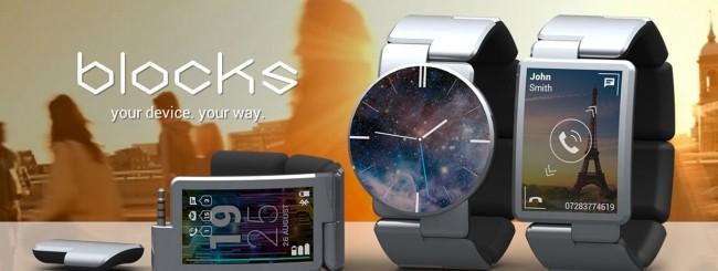 Smartwatch BLOCKS