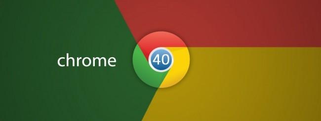 Chrome 40