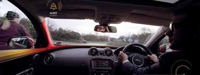 Jaguar Land Rover, Byke Sense