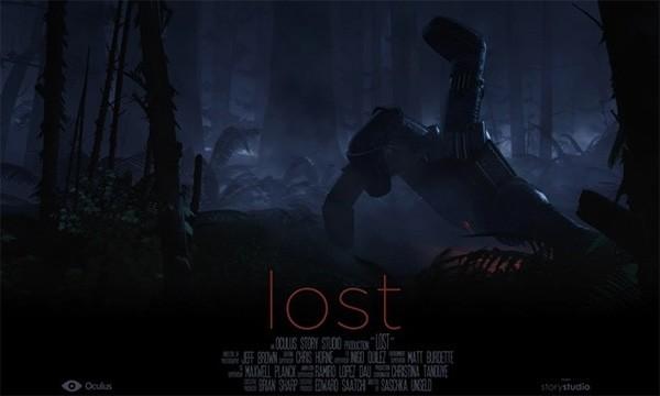 """""""Lost"""" è il primo cortometraggio realizzato dal team Story Studio per il visore Oculus Rift"""