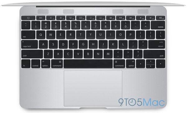 MacBook 12, render