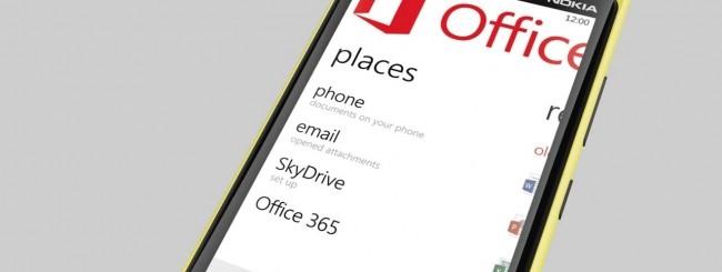 Office e Windows Phone