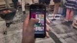 La funzionalità Touch Preview di Spotify
