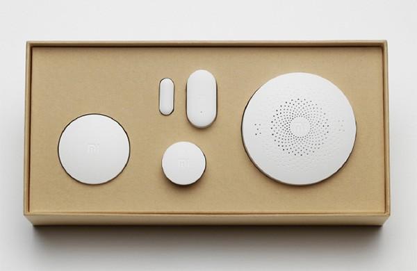 Il kit Xiaomi Smart Home Suite