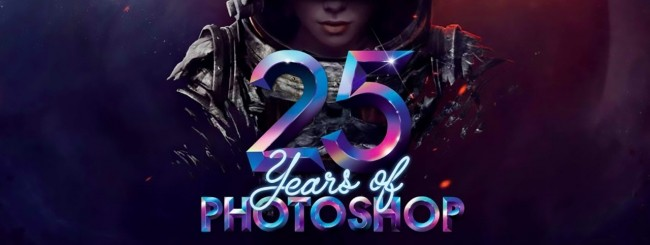 25 anni di Photoshop