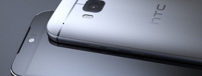 HTC One (M9) render