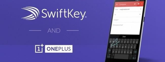 OnePlus + SwiftKey