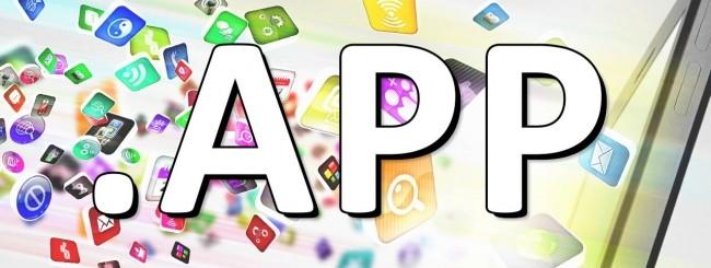 Dominio .app