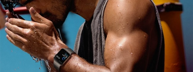Apple Watch e acqua