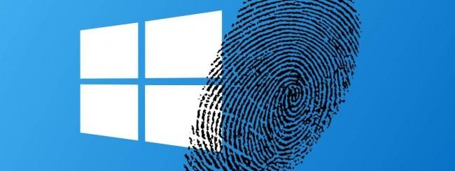 Biometria su Windows 10