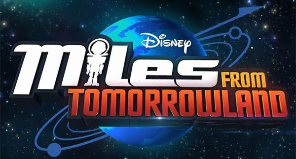 Miles from Tomorrowland, la serie TV per ragazzi realizzata da Disney in collaborazione con Google