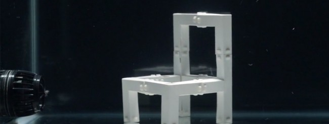 Fluid Assembly Furniture