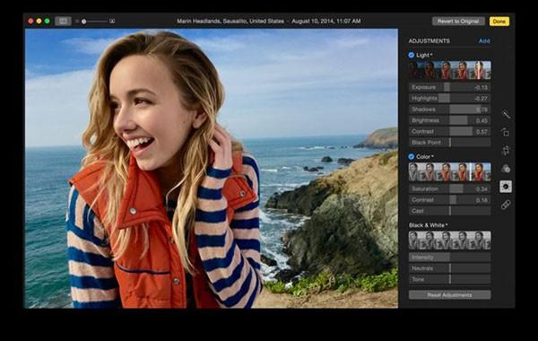 Photos per OS X