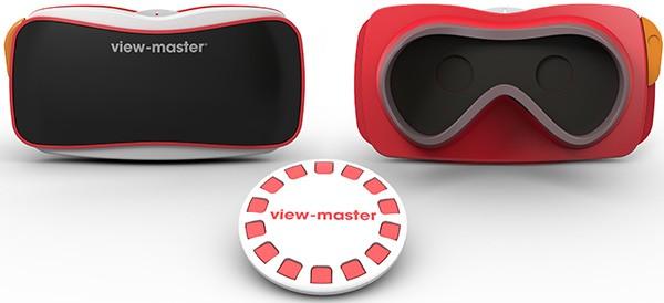 Il nuovo View-Master, dispositivo per la realtà virtuale creato da Mattel in partnership con Google