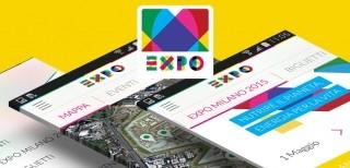 Expo 2015 app