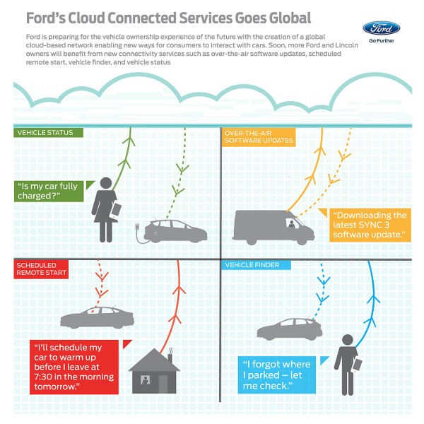 Ford Service Delivery Network
