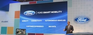 MWC 2015: Ford Smart Mobility