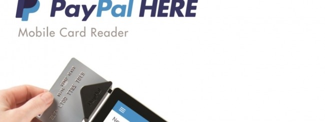 PayPal Here - Surface Pro 3