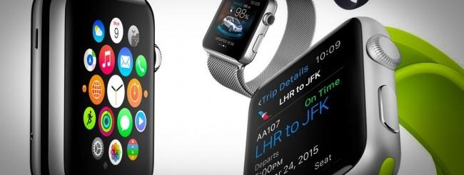 App di Apple Watch