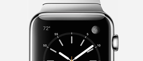 Apple Watch, tempo