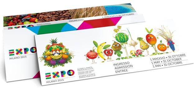 Biglietti Expo 2015