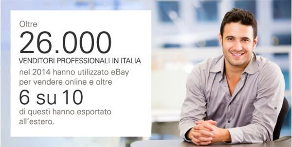 eBay e gli italiani