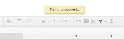 Problemi nell'apertura dei documenti salvati sulla piattaforma Google Drive