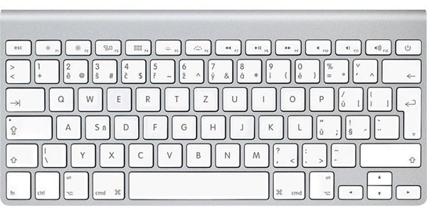 Nuova tastiera Mac