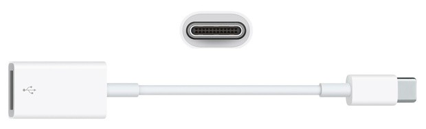 Adattatore Apple per USB Type-C