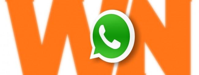 Webnews ti invita su WhatsApp