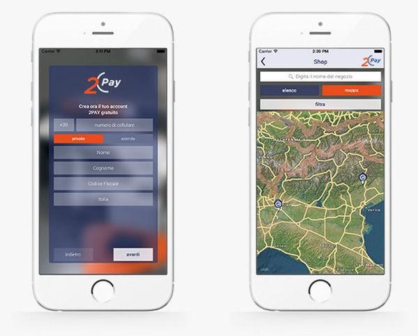 2Pay, nuova piattaforma di mobile payment