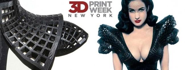 3D Print Week New York