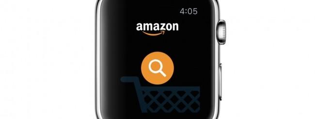 Amazon app - Apple Watch